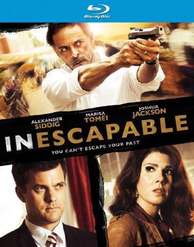 Inescapable Inescapable Blu Ray Ws R