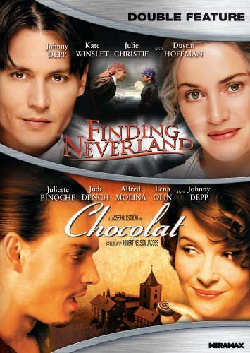 Finding Neverland Chocolate Johnny Depp Double Feature Ws Pg13