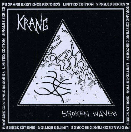 Krang Broken Waves 7 Inch Single Broken Waves