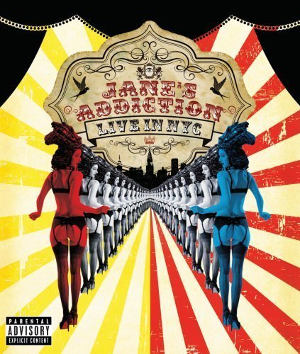 Jane's Addiction Live In Nyc Explicit Version Nr