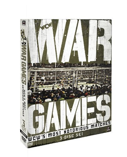 Best Of War Games Wwe Tv14 3 DVD