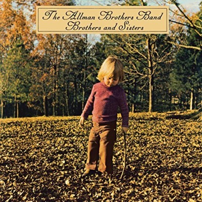 Allman Brothers Band Brothers & Sisters 2 CD
