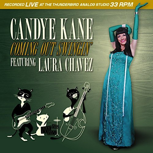 Candye Kane Coming Out Swingin Feat. Laura Chavez Digipak