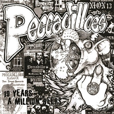 Peccadilloes Ten Years A Million Beer Digipak