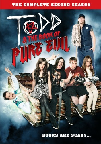 Todd & The Book Of Pure Evil Todd & The Book Of Pure Evil Nr 2 DVD