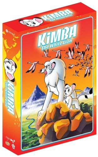 Complete Series Kimba The White Lion Nr