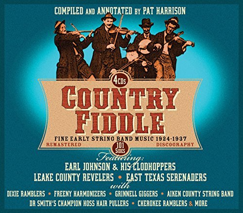 Country Fiddle Early String Ba Country Fiddle Early String Ba