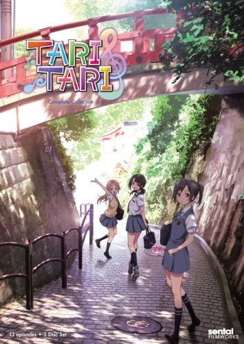 Tari Tari Complete Collection Tari Tari Jpn Lng Nr 3 DVD