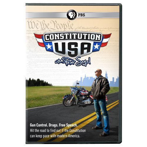 Constitution Usa With Peter Sa Constitution Usa With Peter Sa Nr 2 DVD