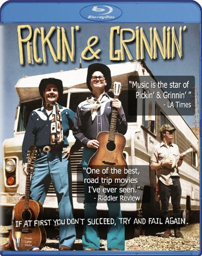 Pickin' & Grinnin' Dowers Mathany Lane Bay Blu Ray Ws R