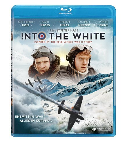 Into The White Into The White Blu Ray Ws R