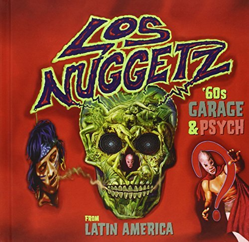 Los Nuggetz 60's Punk Pop And Psychedelic From Latin America Los Nuggetz 60's Punk Pop And Psychedelic From Latin America