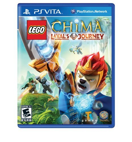 Playstation Vita Lego Legends Of Chima Lavals Whv Games E10+