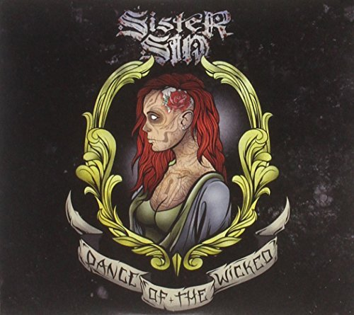 Sister Sin Dance Of The Wicked Incl. DVD