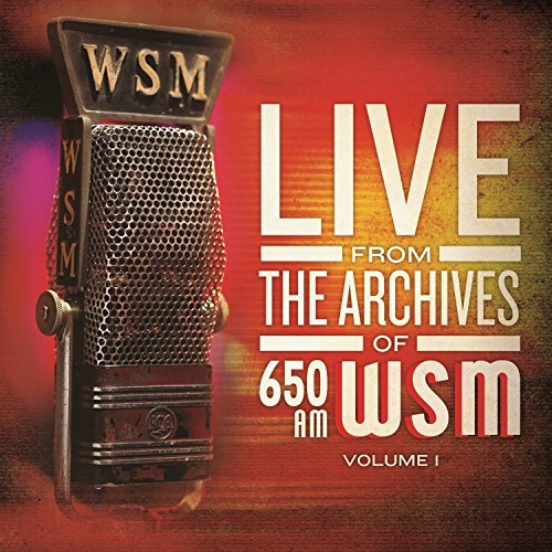 650 Am Wsm Live From The Archi 650 Am Wsm Live From The Archi Digipak
