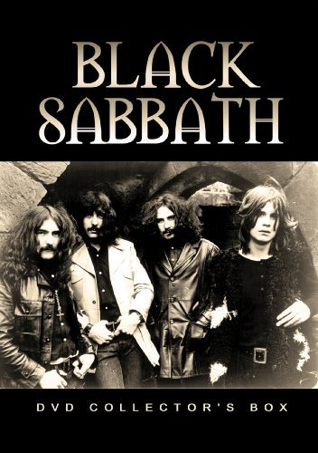 Black Sabbath DVD Collector's Box Nr
