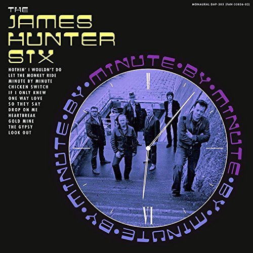 James Six Hunter Minute By Minute Incl. Download