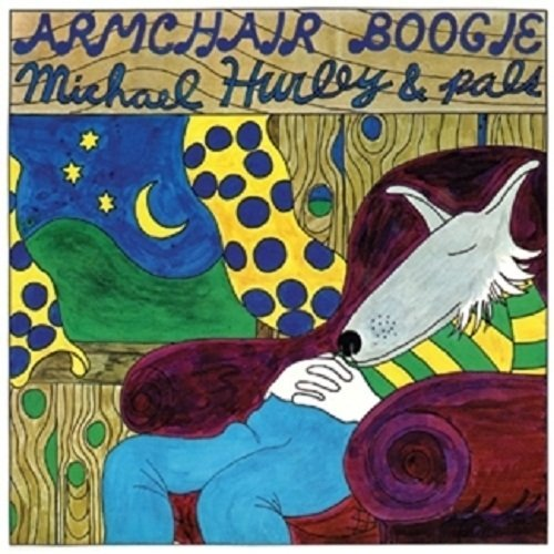 Michael Hurley Armchair Boogie Remastered Gatefold Jacket