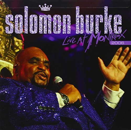 Solomon Burke Live At Montreux 2006