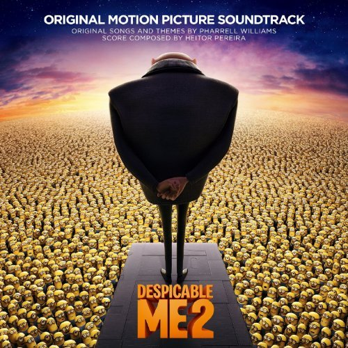 Despicable Me 2 Soundtrack Incl. Bonus Track