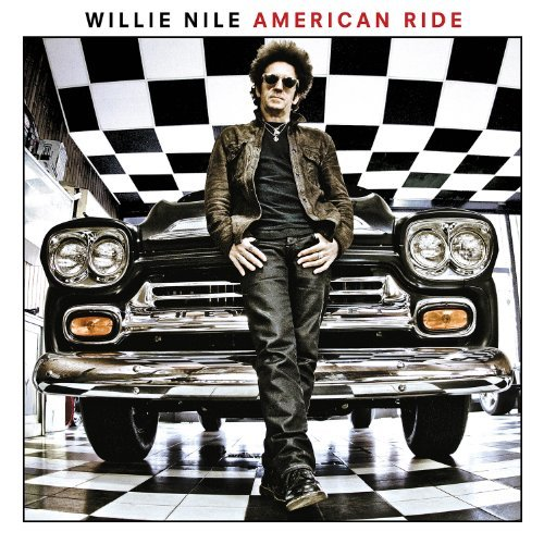 Willie Nile American Ride Special Ed. Incl. Booklet