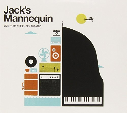 Jack's Mannequin Jack's Mannequin Live From The El Rey Theatre Incl. DVD