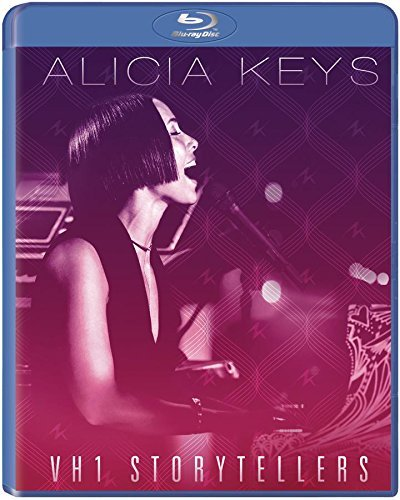 Alicia Keys Vh1 Storytellers Blu Ray Ws