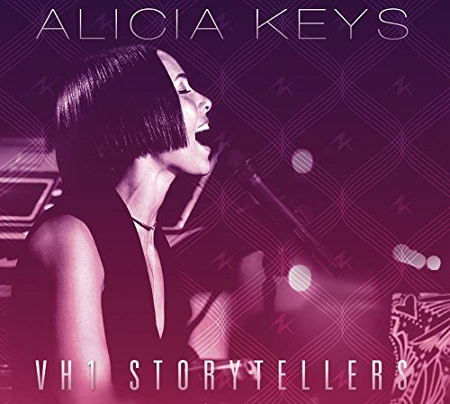 Alicia Keys Vh1 Storytellers Softpak Incl. CD