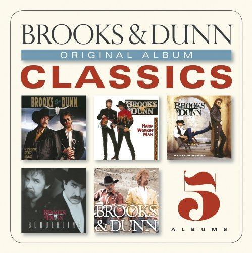 Brooks & Dunn Vol. 2 Original Album Classics Slipcase 5 CD