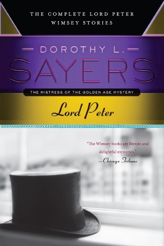 Dorothy L. Sayers Lord Peter