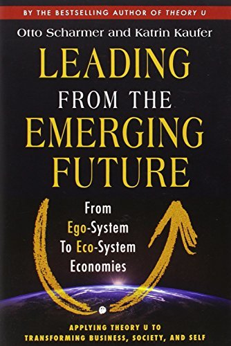 Otto Scharmer Leading From The Emerging Future From Ego System To Eco System Economies