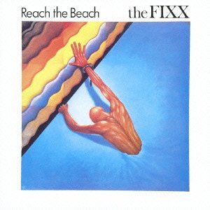 Fixx Reach The Beach Import Jpn Shm CD Lmtd Ed.
