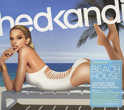 Hed Kandi Hed Kandi Beach House 2013 Import Gbr 3 CD