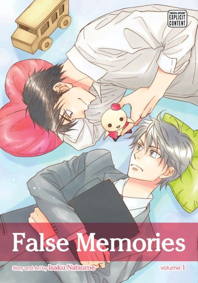 Isaku Natsume False Memories Vol. 1 Original