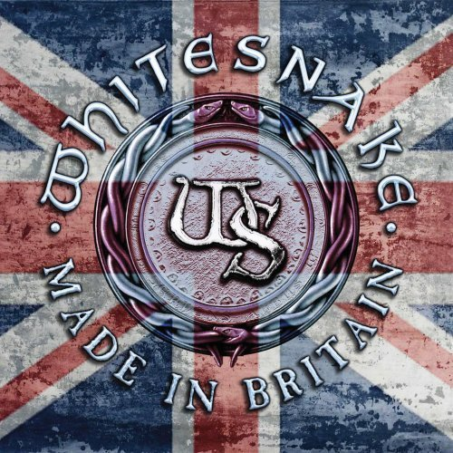 Whitesnake Made In Britain The World Reco 2 CD