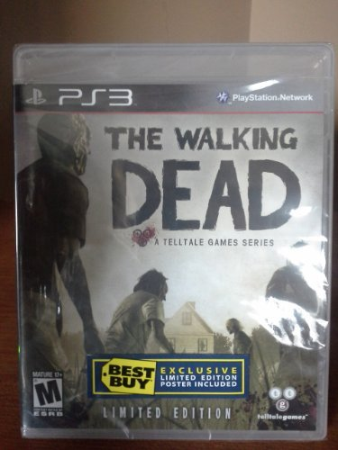 Ps3 The Walking Dead (a Telltale Game Series) Limi