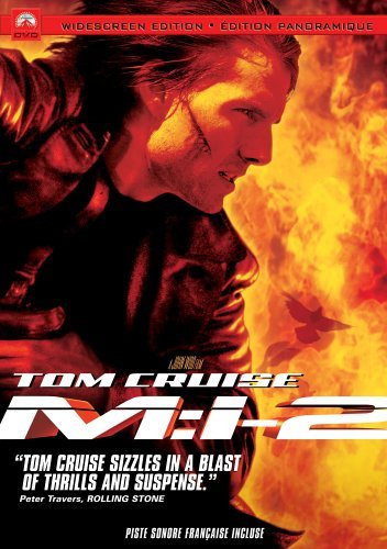 Mission Impossible 2 (widescreen Bilingual Edition