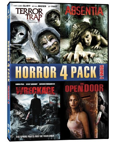 Horror Quad Feature Volume 4 Madsen Bell Parker Georges R