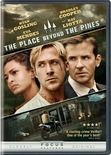 Place Beyond The Pines Gosling Mendes Cooper Liotta DVD R