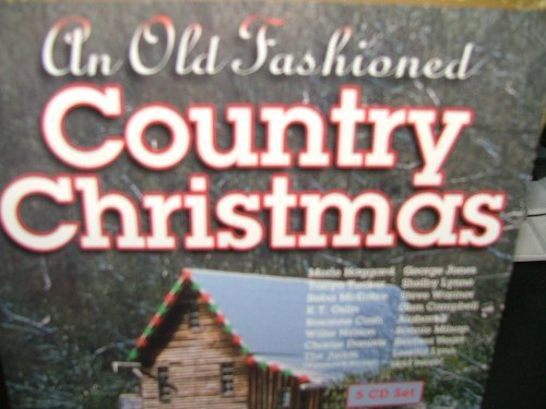Merle Haggard Tanya Tucker Reba Mcentire K.T Oslin On Old Fashioned Country Christmas Box Set