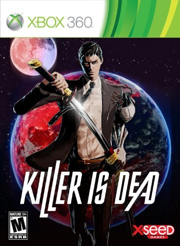 Xbox 360 Killer Is Dead Xseed Jks Inc. M