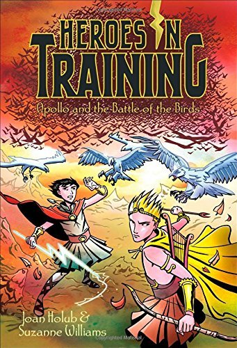 Joan Holub Apollo And The Battle Of The Birds (heroes In Training #6)