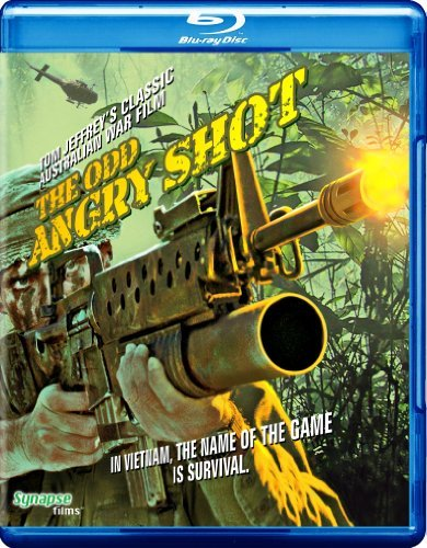 Odd Angry Shot Brown Hargreaves Kennedy Blund Blu Ray Ws Nr