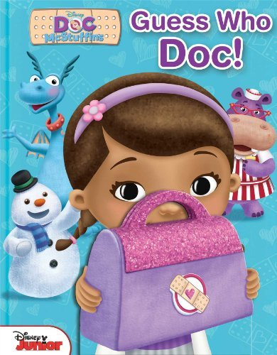 Disney Doc Mcstuffins Disney Doc Mcstuffins Guess Who Doc!
