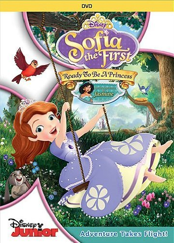Sofia The First Ready To Be A Princess DVD Tvy