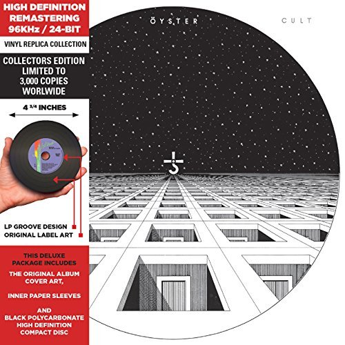 Blue Öyster Cult Blue Oyster Cult Remastered Lmtd Ed. Deluxe Vinyl Replica