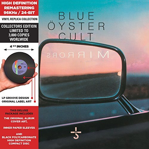 Blue Öyster Cult Mirrors Remastered Lmtd Ed. Deluxe Vinyl Replica