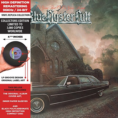 Blue Öyster Cult On Your Feet Or On Your Knees Remastered Lmtd Ed. Deluxe Vinyl Replica