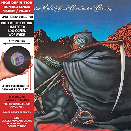 Blue Öyster Cult Some Enchanted Evening Remastered Lmtd Ed. Deluxe Vinyl Replica