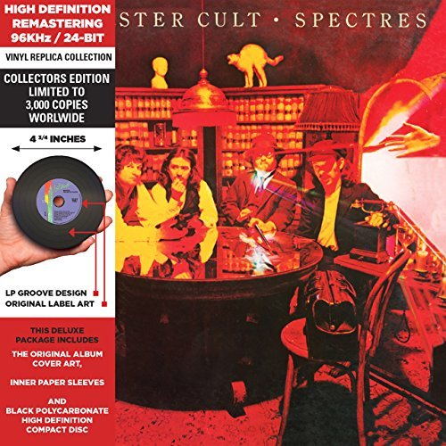 Blue Öyster Cult Spectres Remastered Lmtd Ed. Deluxe Vinyl Replica